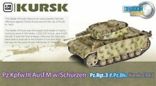 Dragon Armour 1/72 PanzerIII Ausf.M w/Schurzen Pz.Rgt.3 2.Pv.Div.Kursk1943 60613