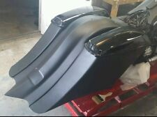 "HARLEY DAVIDSON Stretched bags and fender 7"" Down & 14"" Back 97-17 touring"