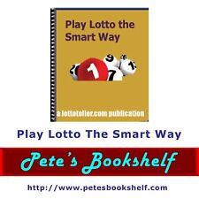 Play Lotto The Smart Way - CD