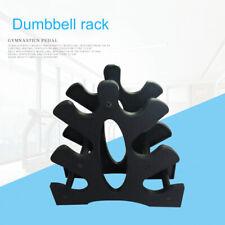 Gym Hand Weight Dumbbell Storage Holder Stand Tree 3 Tier Rack Weights Organizer