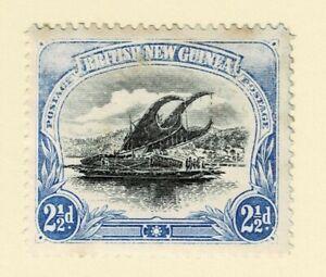 BRITISH NEW GUENEA - 1901 2 1/2d LAKATOI - Sc#4 - MNG - E 2328