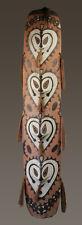Planche votive Biwat, cult board, art tribal d'océanie, sépik