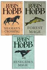 Robin Hobb 3 Books Set Collection The Soldier Son Trilogy NEW