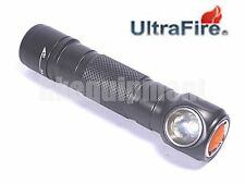 Ultrafire UF-H7 Cree XP-G R5+RED LED Tasklight Torch