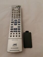 Jvc Remote Control Rm-sdr011e Genuine Tested Working DVD Recorder Remote