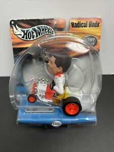 """2001 Scott Pruett NASCAR """"HOT WHEELS"""" RADICAL RODS GIANT DIECAST 1:43"""