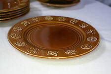Vintage Lord Nelson - 7 Inch Brown Side Plate Celtic Design
