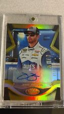 2016 Panini Certified Jimmie Johnson Certified Signatures Mirror Gold #'d 1/10