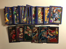 Street Fighter Zero Carddass Special Zero Full Set 42/42