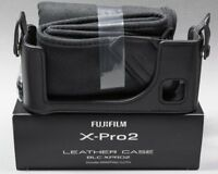 Genuine FUJIFILM BLC-XPRO2 Leather Half Case for X-pro2 Camera