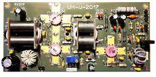 Linear Power Amplifier for Amateur HF Amateur Transceiver 10W. Kit for Assembly.