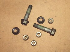 87 88 89 Toyota MR2 OEM Front Shock Bolt & Nut