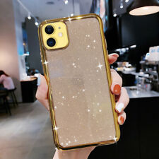 Case For iPhone 11 Pro 6 7 8 X XS XR Bling Glitter Silicone TPU Rubber Gel Cover