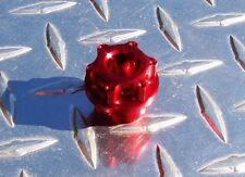 RED Billet Oil Filler Cap - 848 1199 1299 Monster 696 / 796 Hypermotard Diavel