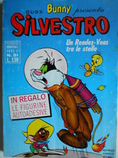 Bugs Bunny presenta SILVESTRO n°31 1970 edizioni Cenisio    [G287] con Figurine