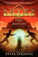 Lost in Babylon, Paperback by Lerangis, Peter, Like New Used, Free P&P in the UK