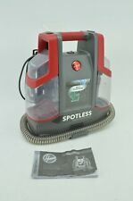 Hoover Spotless Portable Carpet Upholstery Car Pet Spot Cleaner *Used *READ*
