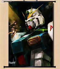 "8""*12""Home Decor Japanese Anime GUNDAM SEED Cosplay Wall Poster Scroll GU05"
