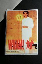 Wham! Wham White Suit Vintage 1985 Cubeblue 2x3 Rare Music Sticker