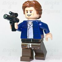 New Star Wars LEGO® Han Solo Rebel Alliance Captain General Minifig 75243