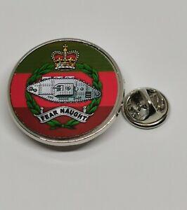 Royal Tank Regiment Military Army lapel pin badge / Key Ring  / Fridge Magnet