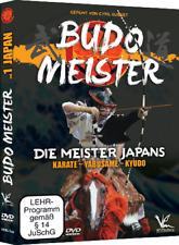 Budo Meister DVD - Die Meister Japans - Karate Yabusame Kyudo Bushido