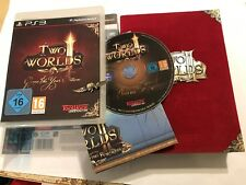 PAL Playstation 3 PS3 Two Worlds II Game of the Year Edition GOTY Velvet Edition