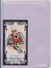 2013 ALLEN & GINTER JULIA MANCUSO BLACK BORDER MINI CARD #15 OLYMPIC SKIING ~QTY
