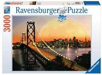 RAVENSBURGER 17039 SAN FRANCISCO DE NOCHE PUZZLE 3000 PIEZAS S. Francisco Jigsaw