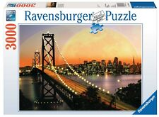 RAVENSBURGER 17039 SAN FRANCISCO DE NOCHE Puzzle 3000 Piezas Pieces Jigsaw