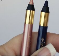 2X  L'Oreal Paris Silkissime by Infallible Eyeliner, Shade Highlighter & PLUM