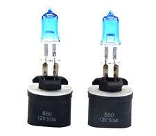 For2002/04 ARCTIC CAT 300 MRP 375 AUTO 4x4 50W Super White Xenon Headlight Bulbs