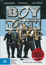 Boy Town - Comedy / Music / Adventure / Australian - Mick Molloy - NEW DVD