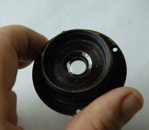 """Zeiss Protar, B&L  5 9/16"""" f18 barrel"""