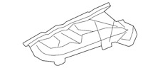 Genuine Ford Exhaust Manifold BL3Z-9430-C