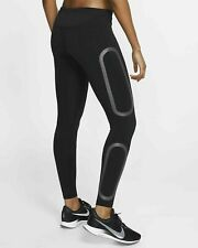Nike Epic Lux Graphic Women's Running Tight Leggings Size S Black