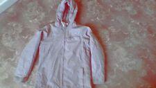 Womens Waterproof Regatta Hydrofort zip up jacket 12 coffee