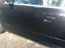 AUDI A4 QUATTRO B7 S-LINE 2005-2008 FRONT PASSENGER DOOR SHELL with door handle