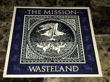 The Mission Rare Vintage Pressing Vinyl EP Record Wasteland Goth Free Shipping