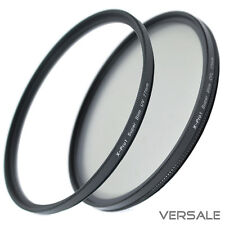 UV + filtro CPL 52mm super slim cámara objetivamente Ø 52 mm rosca marco fino