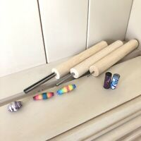Slotted Paper Bead Roller Set of 3