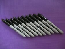 SHARPIE Black Permanent Bullet Tip Fine Point Marker Pen in Various Quantitys