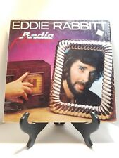 Eddie Rabbitt Radio Romance 1982 Vinyl LP Mercury Records Label Country