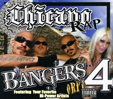 Vol. 4-Chicano Rap Bangers - Hi Powe (2010, CD NIEUW) Explicit Version3 DISC SET