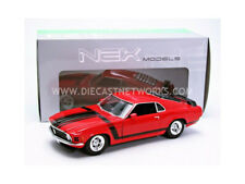 WELLY - 1/24 - FORD MUSTANG BOSS 302 - 1970 - 22088R