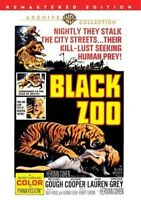 Black Zoo [New DVD] Black Zoo [New DVD] Manufactured On Demand, Remastered, Mo