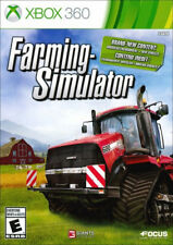 Farming Simulator Xbox 360 [Factory Refurbished]