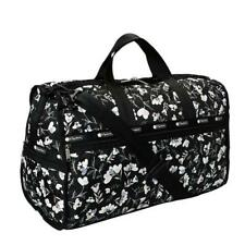 LeSportsac Classic Collection Large Weekender Duffel Bag in Lovely Night NWT