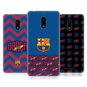 OFFICIAL FC BARCELONA FORCA BARCA SOFT GEL CASE FOR NOKIA PHONES 1