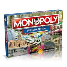 Winning Moves Monopoly Leicester Board Game